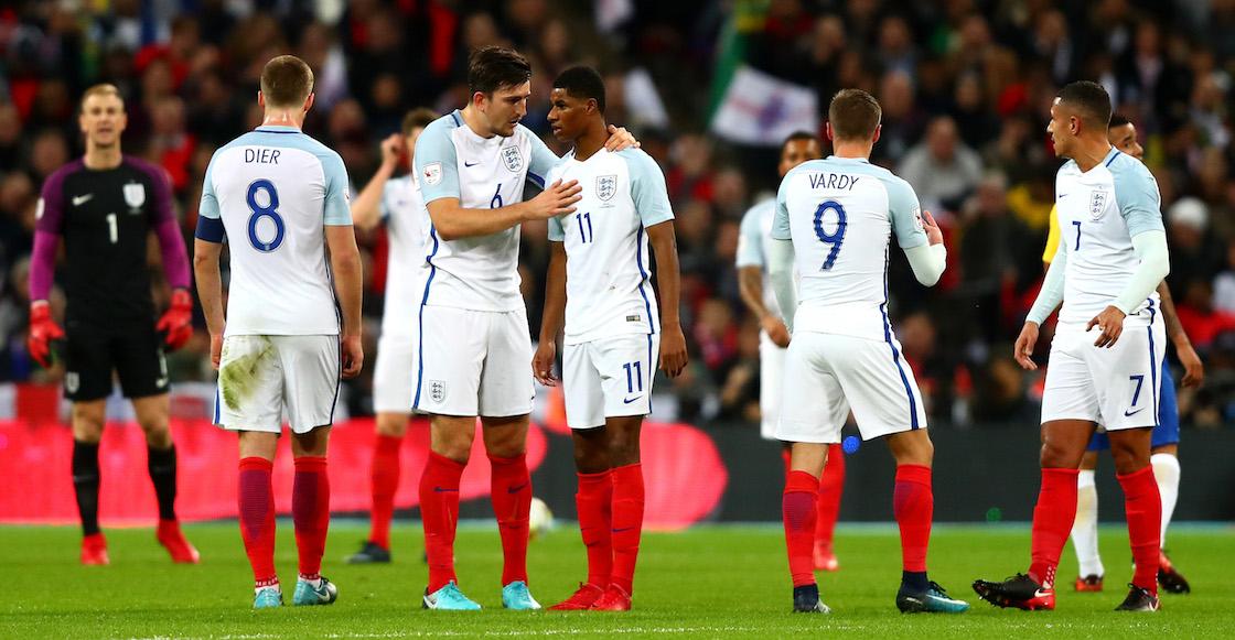 Inglaterra amenaza con retirarse de Rusia 2018 por conflicto político