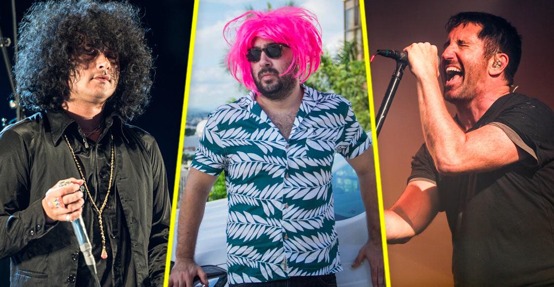 17 bandas o artistas que ya vinieron al Vive Latino… y que deberían regresar