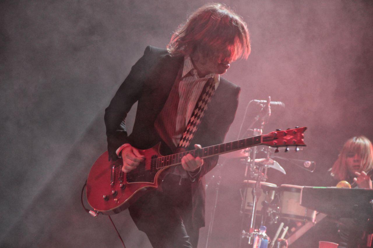 Una vez más Beck nos demostró su genialidad en Ceremonia 2018