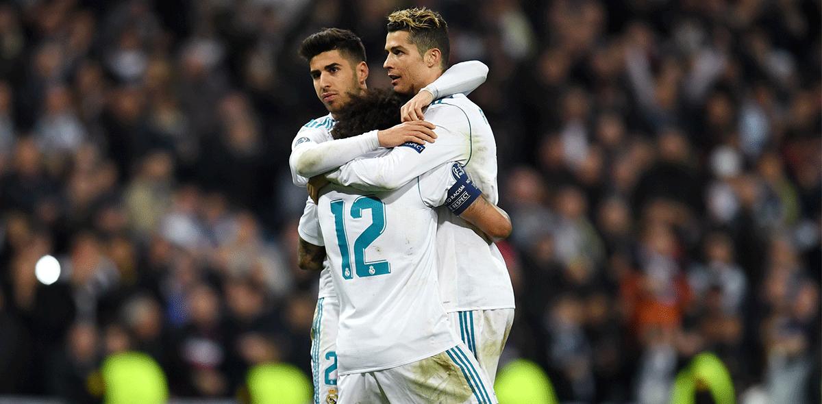 Real Madrid Champions