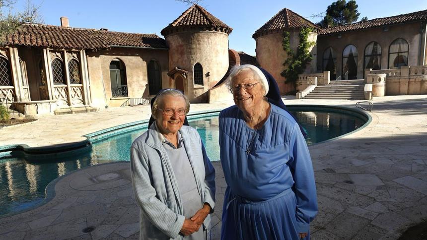 Convento de las monjas del Inmaculado Corazón de María