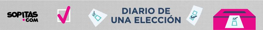 Diario de una elección, elección 2018