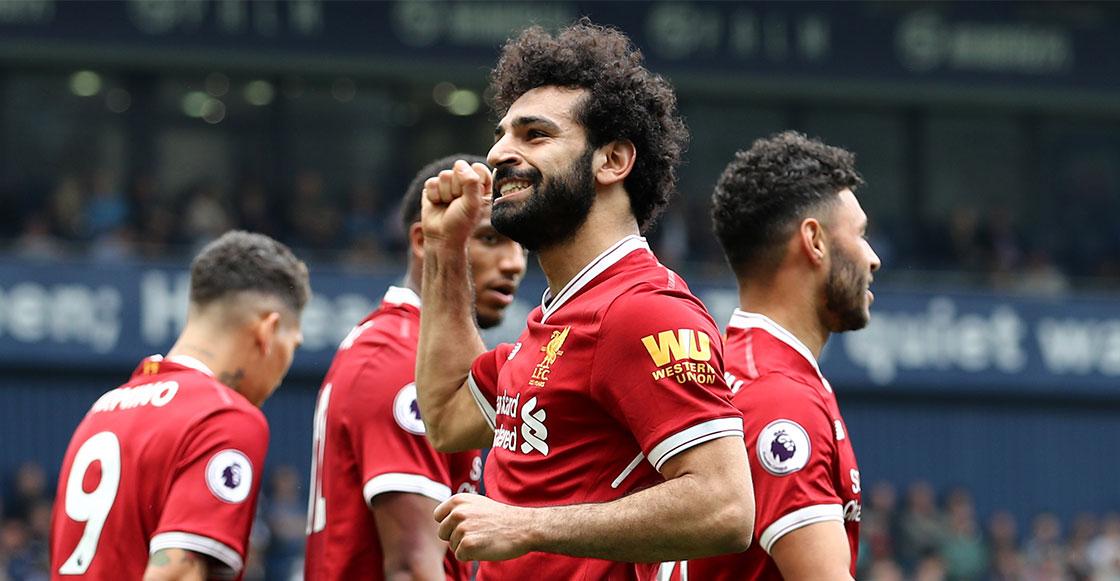 ¡Premio al Faraón! Salah, reconocido como el mejor jugador de la Premier League