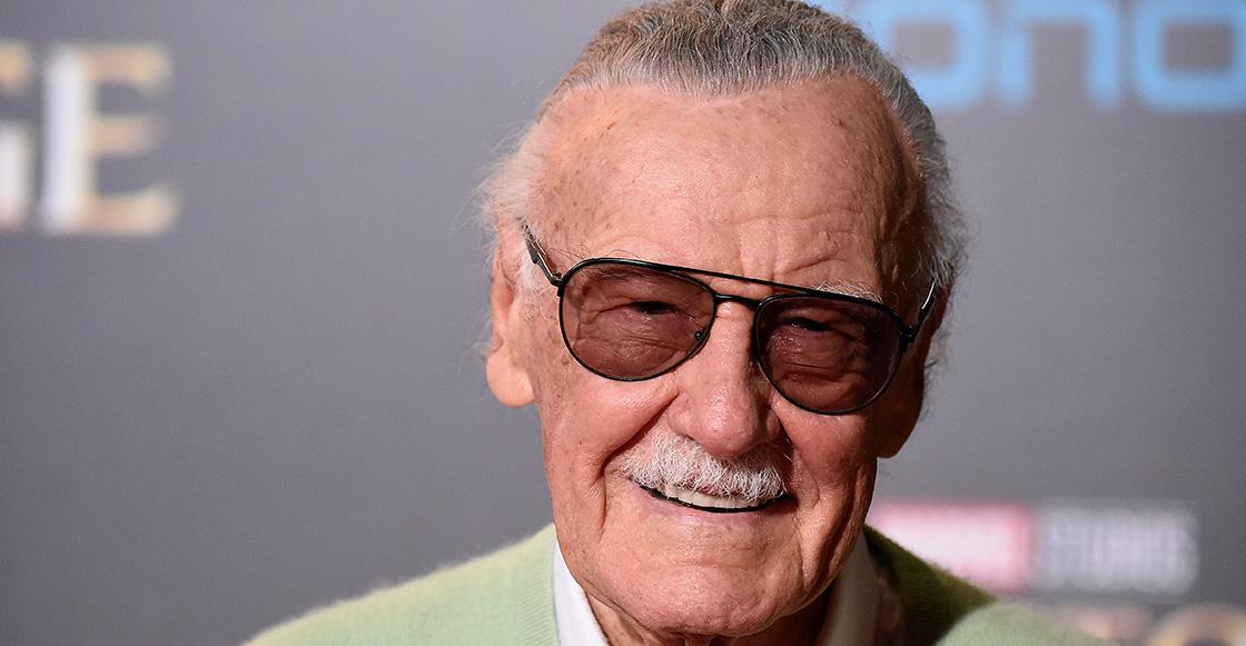 ¿Dónde está Stan Lee y qué ha sucedido con él? 😕