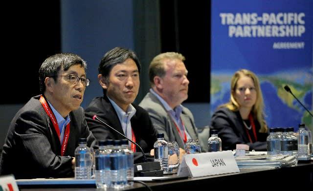 Tratado Integral y Progresista de Asociación Transpacífico en Japón