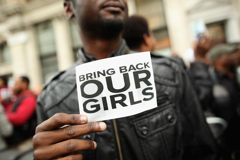 Protestas en contra de Boko Haram