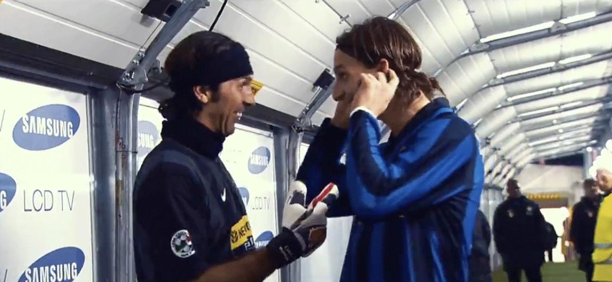 Juventus le dedica video a Buffon