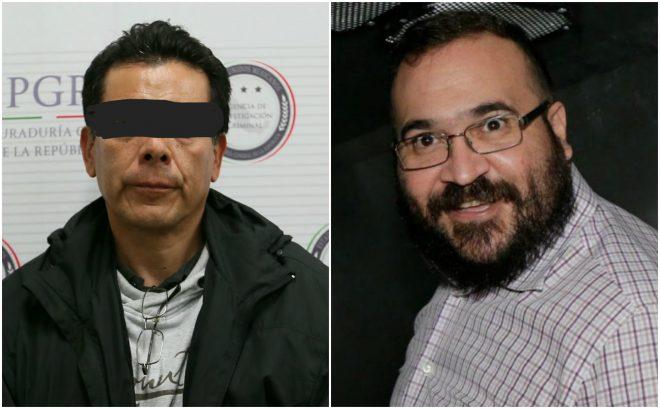 Javier Nava y Javier Duarte