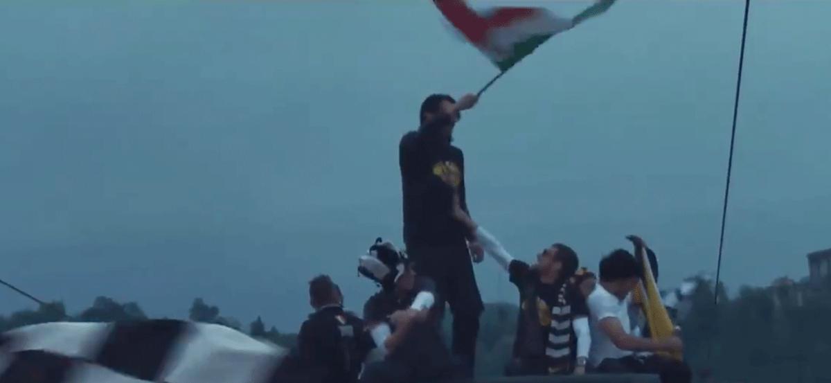 Video de despedida de Buffon