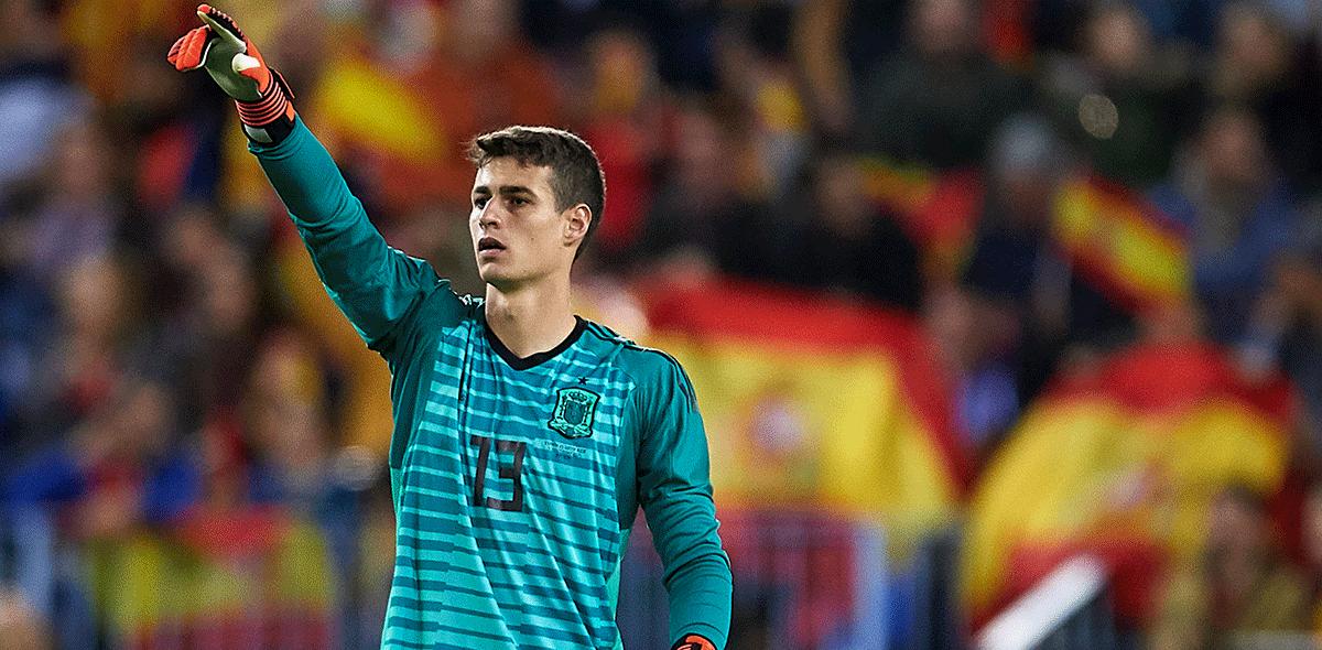 España dio lista para Rusia 2018