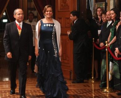 Margarita Zavala primera dama