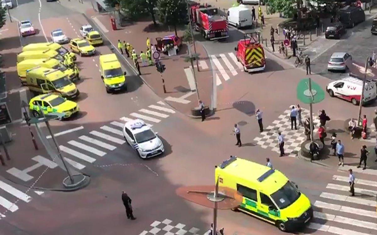 presunto ataque terrorista en Lieja, Bélgica