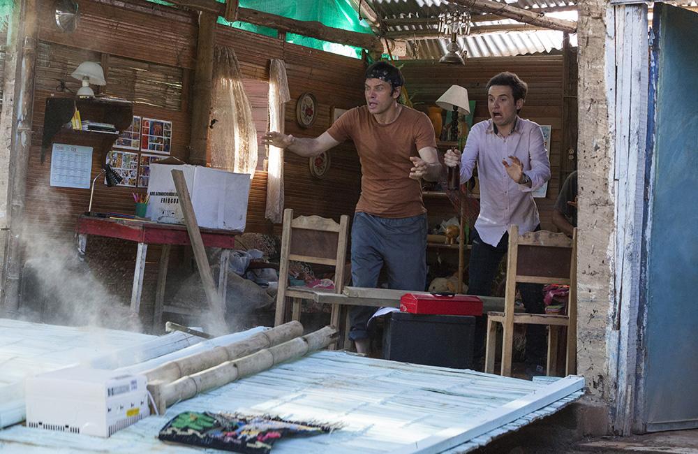 No, jefe… Salen las primeras imágenes de 'La balada de Hugo Sánchez' de Netflix