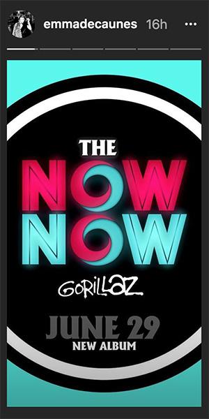 ¡Es oficial! Ya hay fecha de salida para el disco 'The Now Now' de Gorillaz