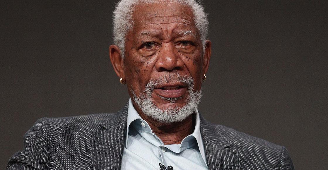 ¡Dios está enojado! Los abogados de Morgan Freeman demandan a CNN