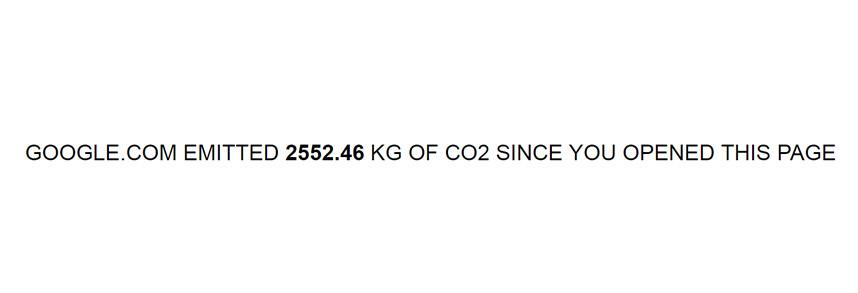 Contador de CO2