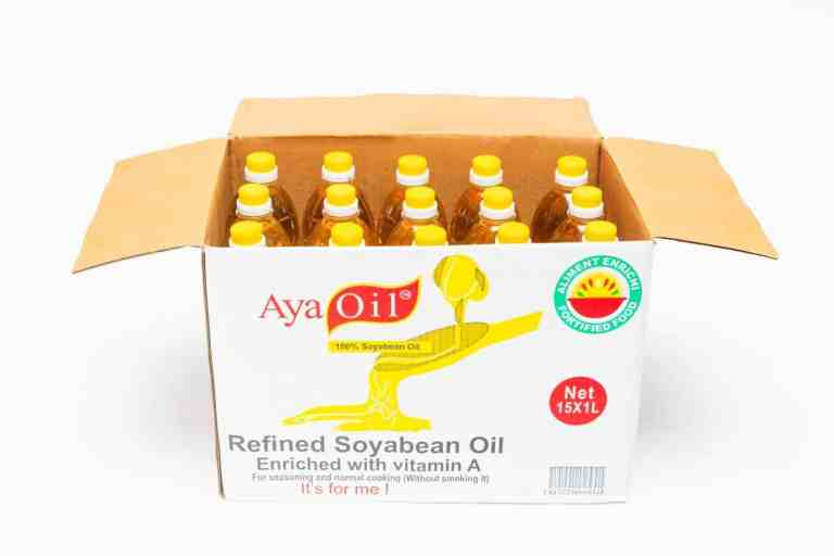 Carton Aya Oil
