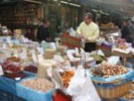 Zerge a Naschmarktban