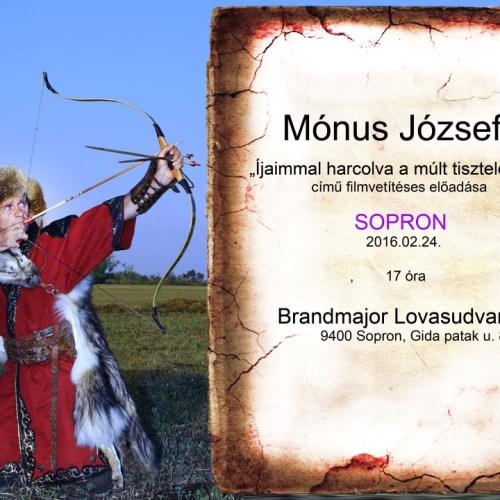 Mónus József előadás