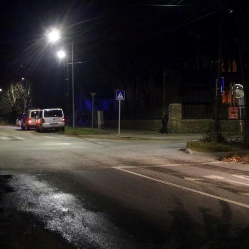 Kocsik ütköztek Besenyő utcai kereszteződésnél