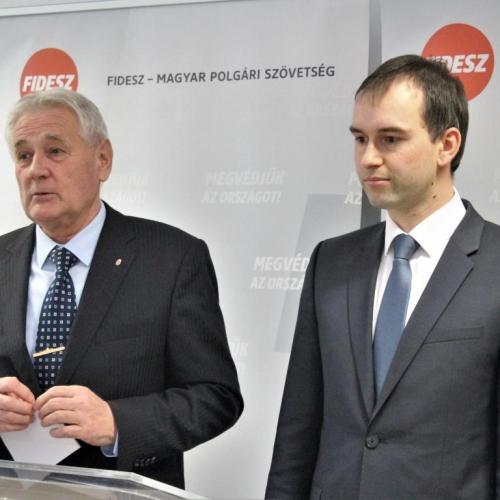 Ismerd meg a térség jelöltjeit (5.rész): Barcza Attila ( FIDESZ-KDNP )