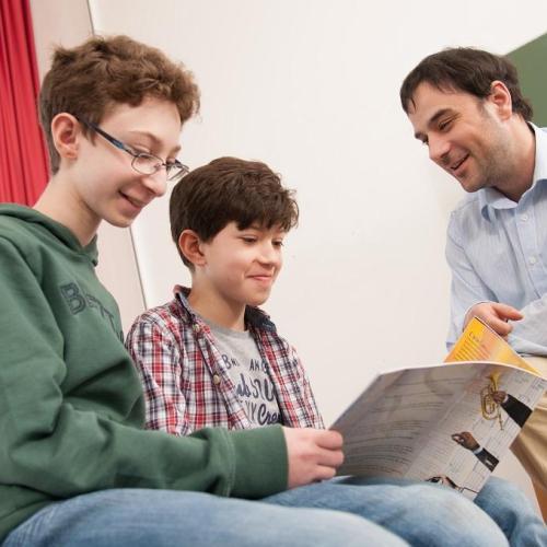 Ingyenes korrepetálás általános és középiskolásoknak Bécsben