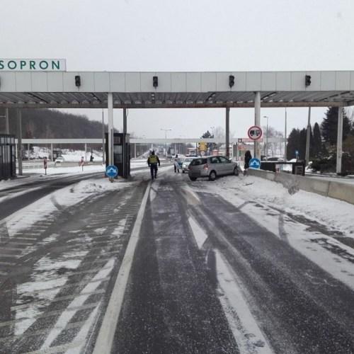 Havazás, hófúvás:  Országszerte sok a baleset