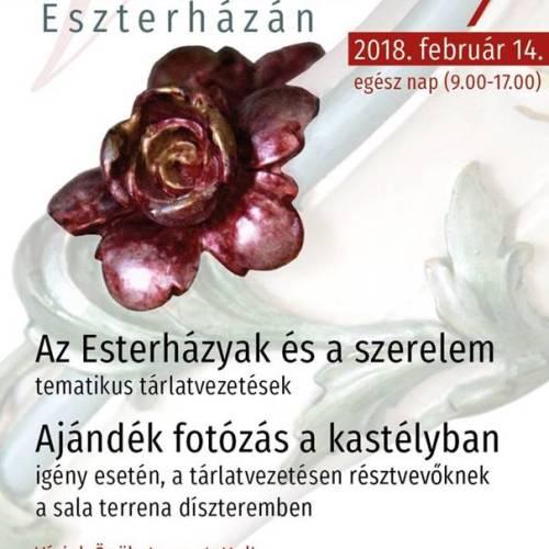 Különleges Valentin nap az Esterházy-kastélyban