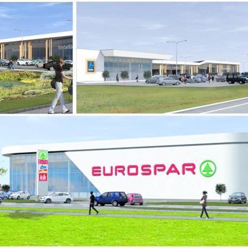 Holnap nyit az új siegendorfi bevásárlóközpont, az Intro Shopping Center