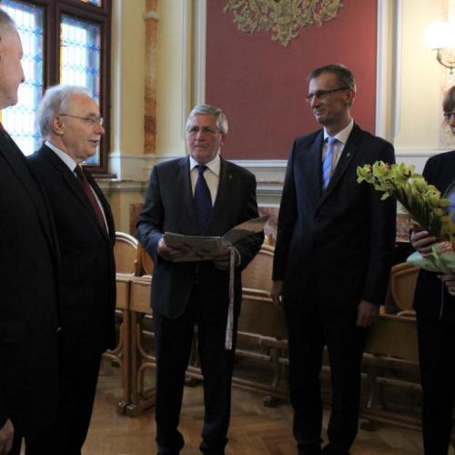 Önkormányzati elismerés a Sopron Basket csapatának és a Raabersport Kft.-nek!