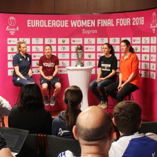 Final Four Sopron: A csapatok már várják az összecsapásokat!