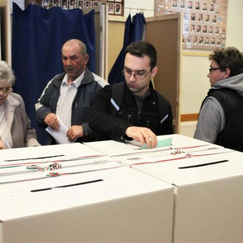Választás 2018: Sopronban 17.00 órakor már többen szavaztak mint 2014-ben összesen!