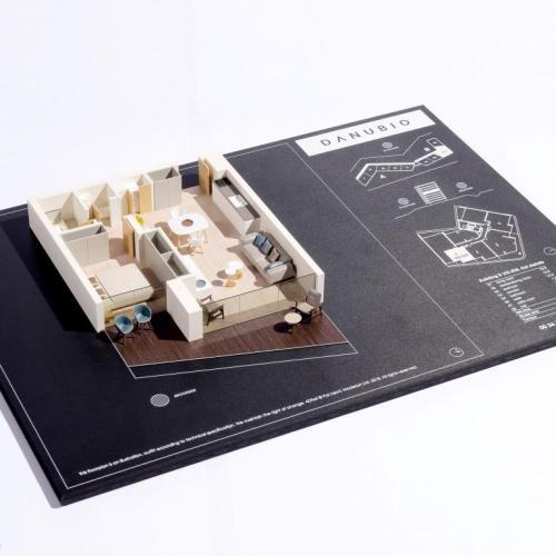 A soproni Modelart Presentation nyerte az Iconic Awards 2018 innovatív építészetért járó díját kommunikáció kategóriában