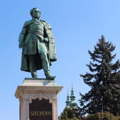 A legnagyobb magyar emléke előtt tisztelegtek Sopronban