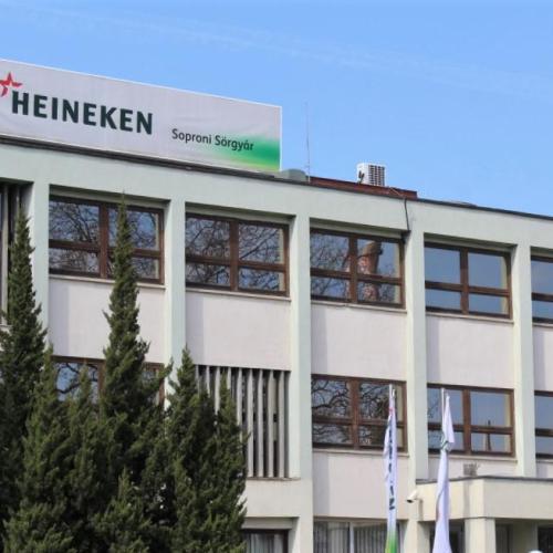 Végleg bezár a Heineken Hungária Zrt. martfűi gyára