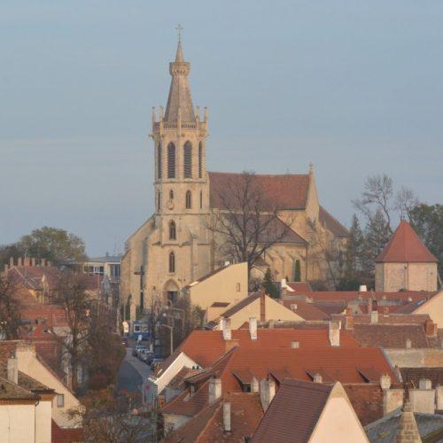 HÁROMMILLIÁRD forintból újul meg a Szent Mihály templom és környezete