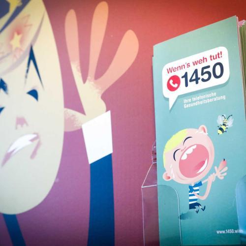 Kibővített gyermekorvosi ügyelettel készül Bécs az influenzaszezonra!