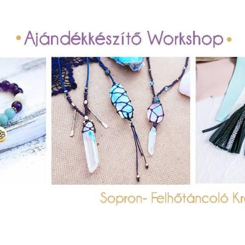 Workshop-ajánló a hétvégére