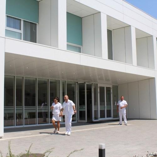 Járóbeteg ellátás fejlesztése a Soproni Gyógyközpontban