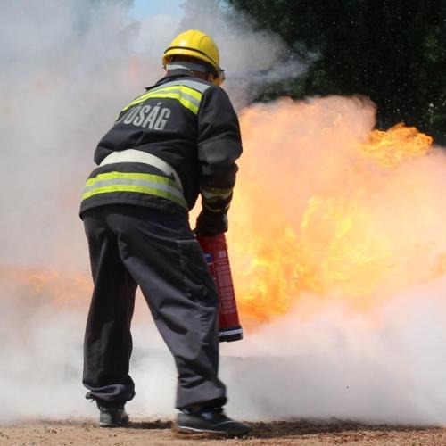 A lakosság véleményére kíváncsi a Hivatásos Tűzoltók Független Szakszervezete