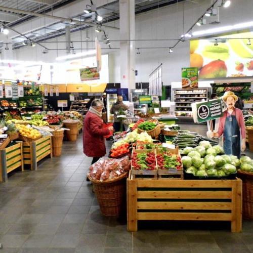 Az élelmiszerek ára átlagosan 4,2 %-al emelkedett egy év alatt hazánkban