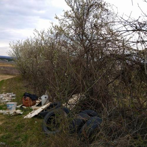 Sajnos továbbra is sláger az illegális hulladéklerakás Sopronban