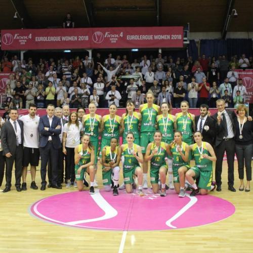 Hatalmas siker! Idén is Sopron rendezi a női Final Four tornát!