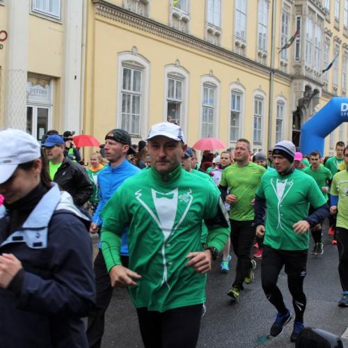 Szent Patrik napi futás: Negyedik alkalommal futnak a soproniak a jótékonyság jegyében
