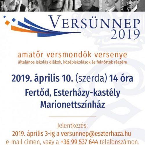 Versünnep Fesztivál Eszterházán