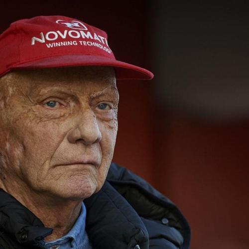 Elhunyt Niki Lauda, az autóversenyzés legendája