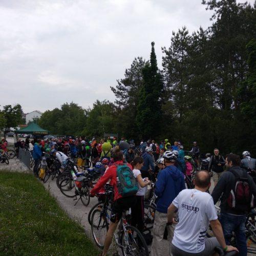 Kerékpártúrákkal indult a nyár
