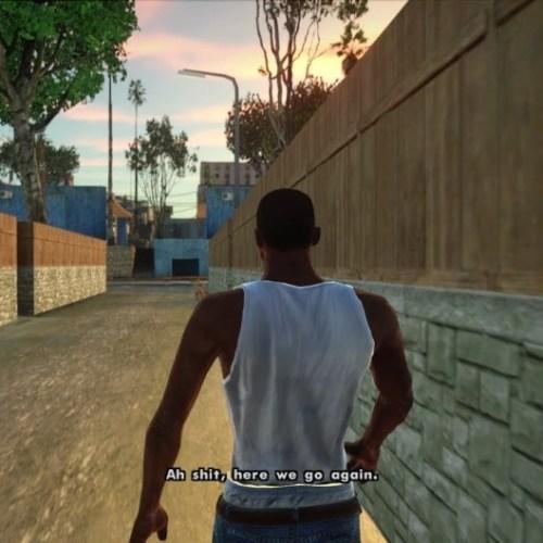Grand Theft Auto Sopron