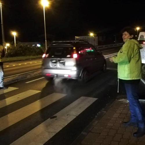 Közlekedési problémára hívták fel a városvezetés figyelmét!