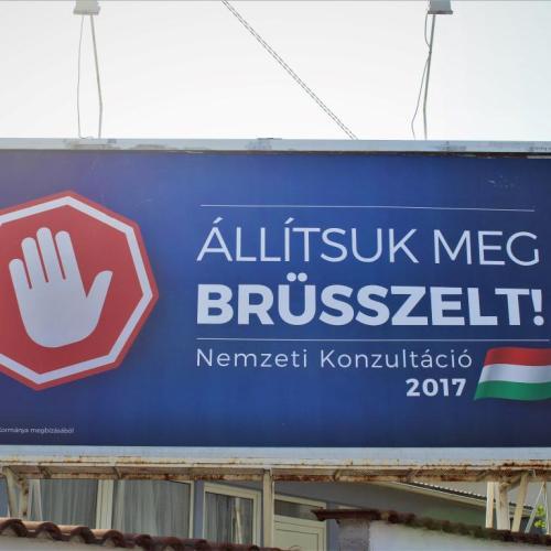 Kigurult a magyar narancs a EP néppárti gyümölcskosarából